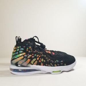 Nike Lebron 17 XVII GS BQ5594 005